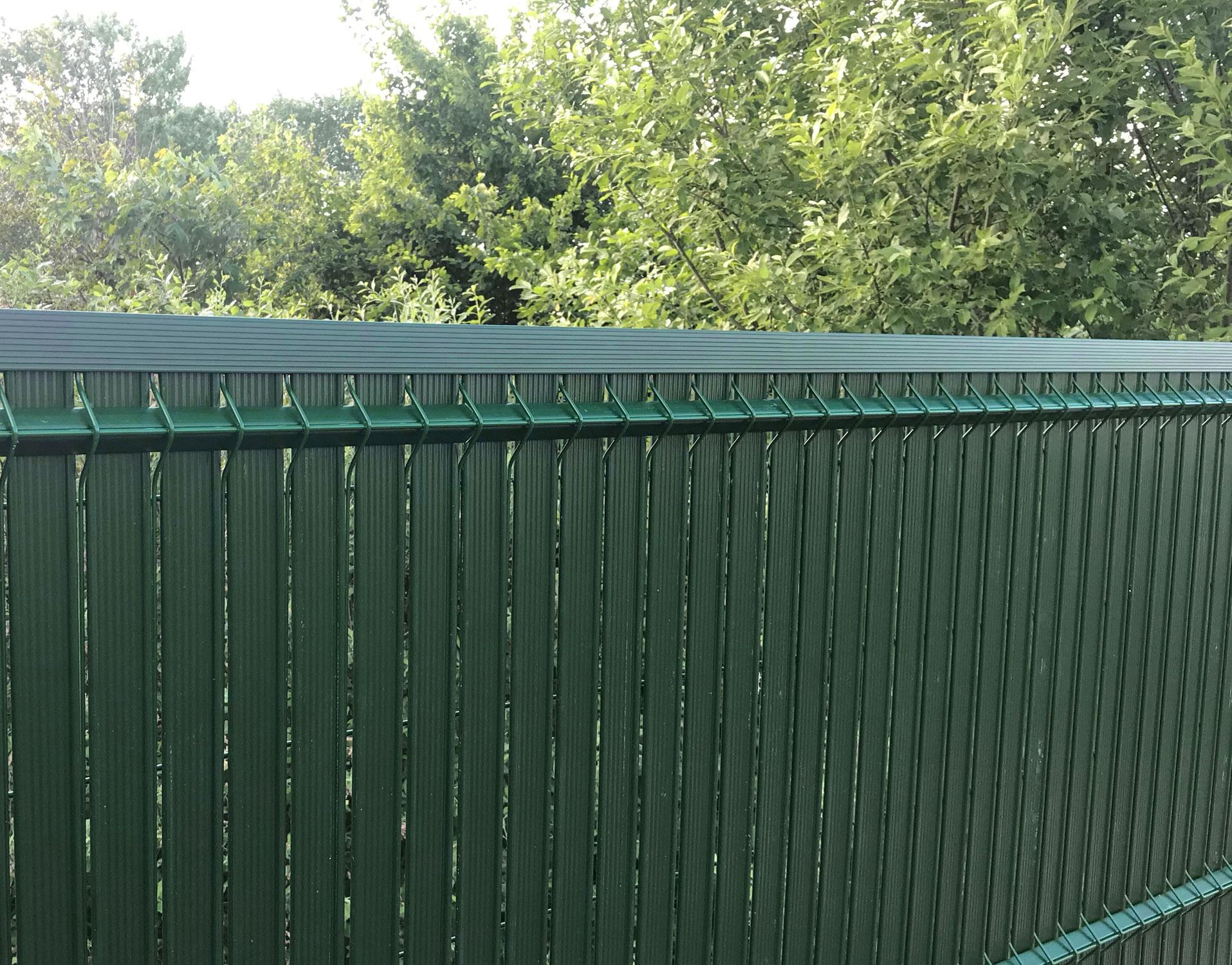 kit tanis alta lamelles rigides occultantes  clôture
