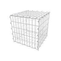Kit gabion - Maille : 100 x 50 mm - Ø fil : 4,5 mm