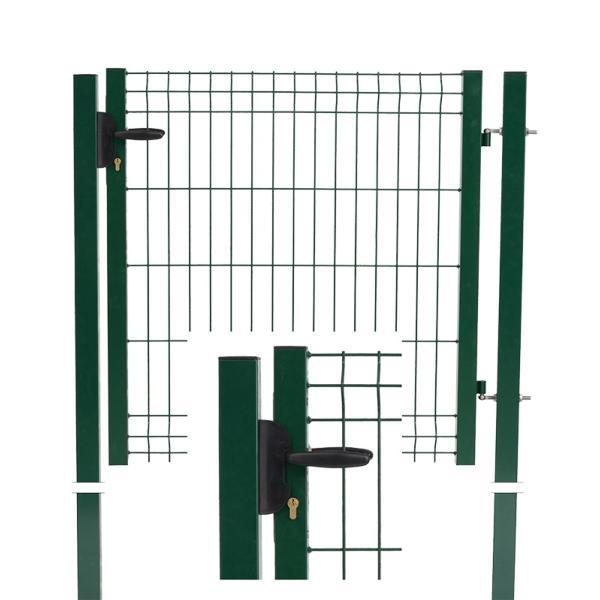 Portillon panneau haut de gamme cl ture et grillage for Portillon interieur