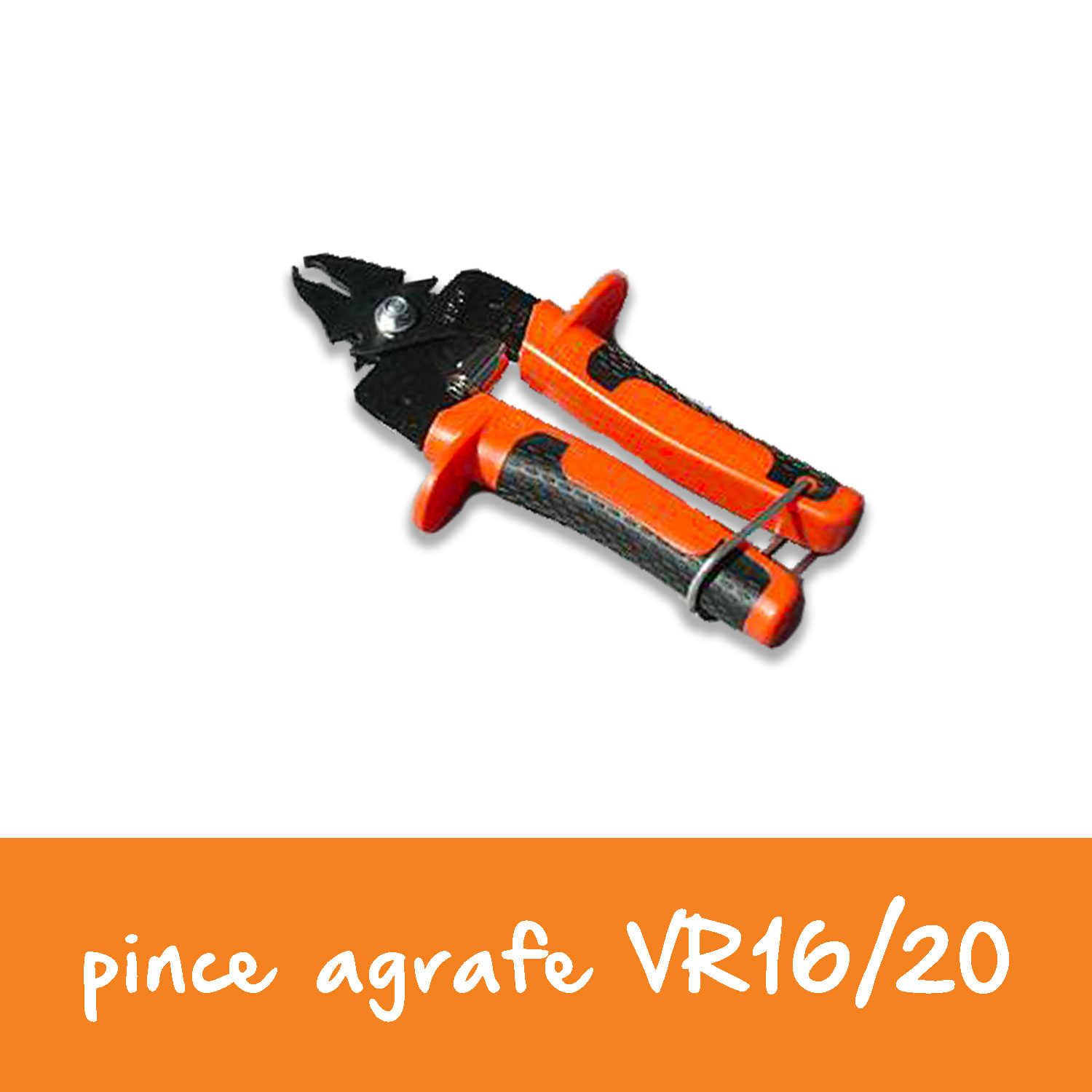 Pince agrafe pour VR16/VR20