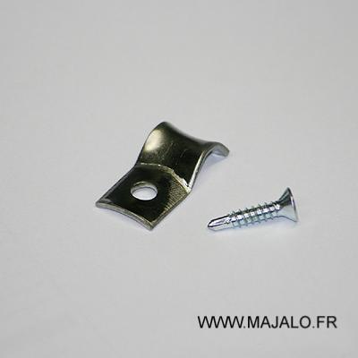 Dr20 pour fixation cl ture et grillage - Fixation grillage rigide ...