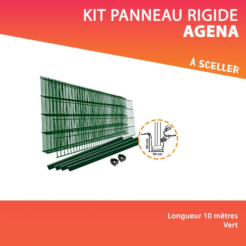 sélection spéciale de design élégant double coupon Kit panneau rigide AGENA à sceller