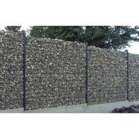 gabions majalo occultation gabions cl ture grillage pas cher. Black Bedroom Furniture Sets. Home Design Ideas