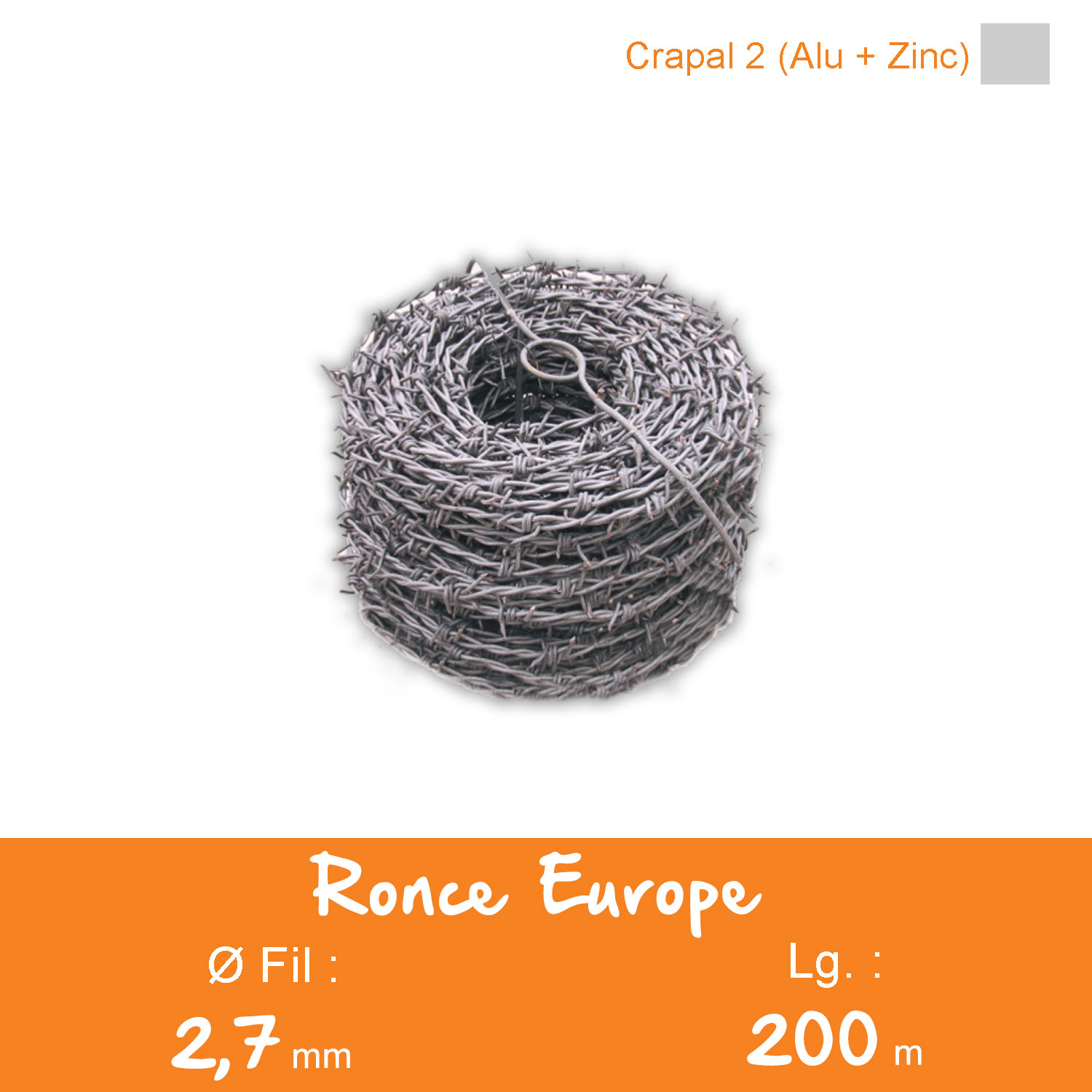 Ronce Europe Crapal 2