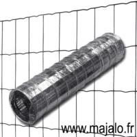 Soude Anthracite 7016 Maille 100x50mm Ø2,1mm Ht.1m00 Lg.25ml